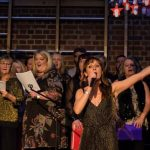 Singing for school charity concert